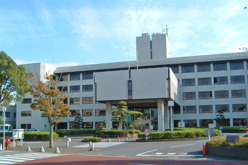 印西市役所